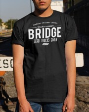 Talbot Street Bridge T Shirt Classic T-Shirt apparel-classic-tshirt-lifestyle-29