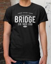 Talbot Street Bridge T Shirt Classic T-Shirt apparel-classic-tshirt-lifestyle-30