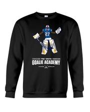 Tre White Goalie Academy Shirt Crewneck Sweatshirt thumbnail