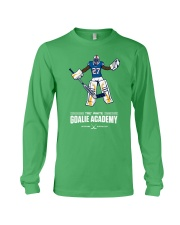 Tre White Goalie Academy Shirt Long Sleeve Tee thumbnail