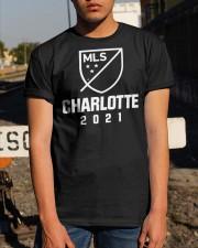 Charlotte MLS 2021 Shirt Classic T-Shirt apparel-classic-tshirt-lifestyle-29