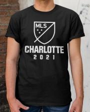 Charlotte MLS 2021 Shirt Classic T-Shirt apparel-classic-tshirt-lifestyle-30