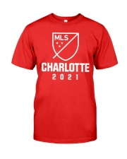 Charlotte MLS 2021 Shirt Premium Fit Mens Tee thumbnail