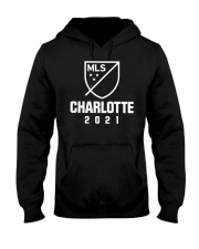 Charlotte MLS 2021 Shirt Hooded Sweatshirt thumbnail