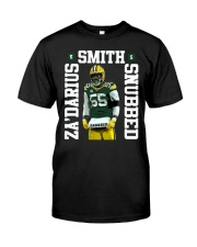 Zadarius Smith Snubbed Packers Shirt Classic T-Shirt front
