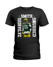 Zadarius Smith Snubbed Packers Shirt Ladies T-Shirt thumbnail