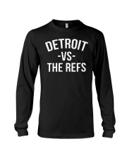 Detroit vs The Refs T Shirt Long Sleeve Tee thumbnail