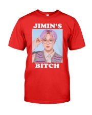 Jimin's Bitch Shirt Premium Fit Mens Tee thumbnail