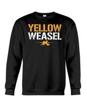 Yellow Weasel T Shirt Crewneck Sweatshirt thumbnail