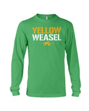Yellow Weasel T Shirt Long Sleeve Tee thumbnail