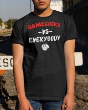 Gamecocks Vs Everybody Shirt Classic T-Shirt apparel-classic-tshirt-lifestyle-29