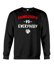 Gamecocks Vs Everybody Shirt Crewneck Sweatshirt thumbnail