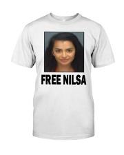 FreeNilsa T Shirt Classic T-Shirt front