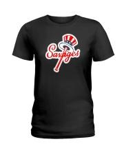 Tommy Kahnle Savages Shirt Ladies T-Shirt thumbnail