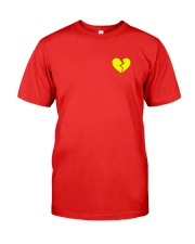 Marcus Lemonis Broken Heart Shirt Premium Fit Mens Tee thumbnail