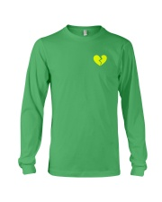 Marcus Lemonis Broken Heart Shirt Long Sleeve Tee thumbnail