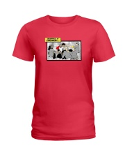 Meanwhile In Cincinnati T Shirt Ladies T-Shirt thumbnail
