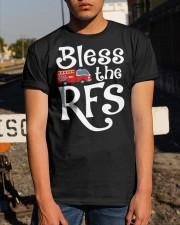 Bless The RFS T Shirt Classic T-Shirt apparel-classic-tshirt-lifestyle-29