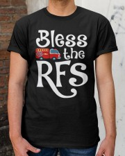 Bless The RFS T Shirt Classic T-Shirt apparel-classic-tshirt-lifestyle-30