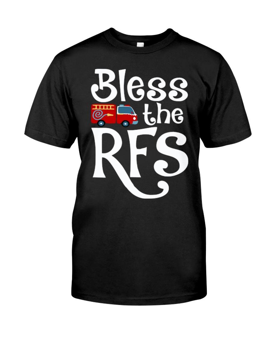 Bless The RFS T Shirt Classic T-Shirt