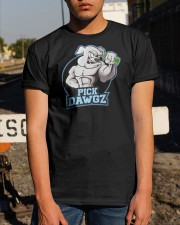 Pick Dawgz Shirt Classic T-Shirt apparel-classic-tshirt-lifestyle-29