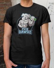 Pick Dawgz Shirt Classic T-Shirt apparel-classic-tshirt-lifestyle-30