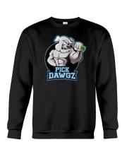 Pick Dawgz Shirt Crewneck Sweatshirt thumbnail