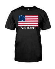 betsy ross flag tee shirt Classic T-Shirt front