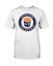 Houston Trashtros Shirt Classic T-Shirt front