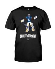 Tre White Goalie Academy T Shirt Classic T-Shirt tile