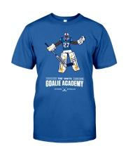 Tre White Goalie Academy T Shirt Classic T-Shirt front