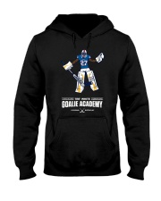 Tre White Goalie Academy T Shirt Hooded Sweatshirt thumbnail