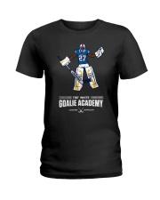 Tre White Goalie Academy T Shirt Ladies T-Shirt thumbnail