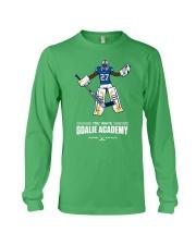 Tre White Goalie Academy T Shirt Long Sleeve Tee thumbnail
