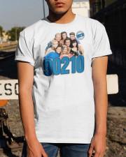 beverly hills 90210 shirt Classic T-Shirt apparel-classic-tshirt-lifestyle-29