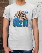 beverly hills 90210 shirt Classic T-Shirt apparel-classic-tshirt-lifestyle-30