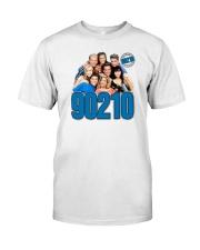 beverly hills 90210 shirt Classic T-Shirt front