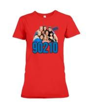 beverly hills 90210 shirt Premium Fit Ladies Tee thumbnail