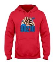 beverly hills 90210 shirt Hooded Sweatshirt thumbnail