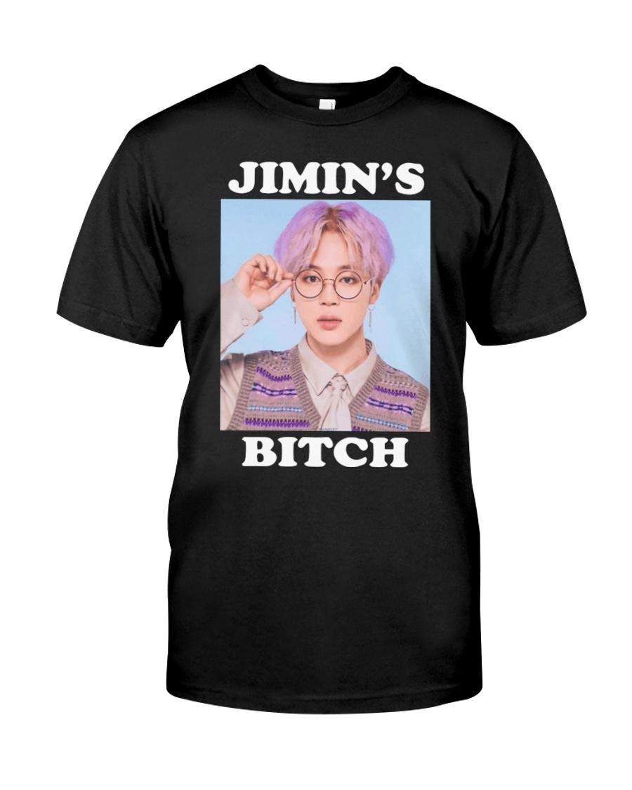 BTS Jimin's Bitch Shirt Classic T-Shirt