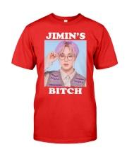BTS Jimin's Bitch Shirt Premium Fit Mens Tee thumbnail