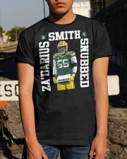 Zadarius Smith Snubbed Packers T Shirt Classic T-Shirt apparel-classic-tshirt-lifestyle-29