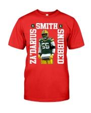 Zadarius Smith Snubbed Packers T Shirt Premium Fit Mens Tee thumbnail