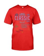 I love eating classic games shirt Premium Fit Mens Tee thumbnail