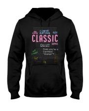 I love eating classic games shirt Hooded Sweatshirt thumbnail