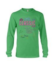 I love eating classic games shirt Long Sleeve Tee thumbnail