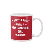 NEW HAMPSHIRE GIRL Mug thumbnail