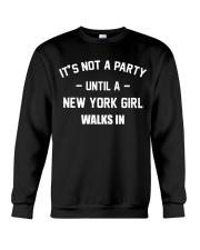 NEW YORK GIRL Crewneck Sweatshirt thumbnail