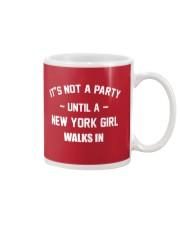 NEW YORK GIRL Mug thumbnail
