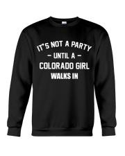 COLORADO GIRL Crewneck Sweatshirt thumbnail